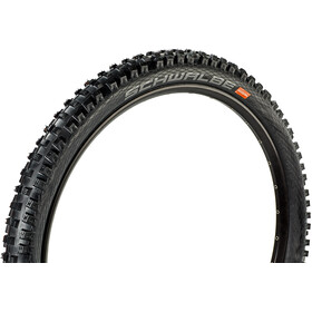 "SCHWALBE Magic Mary Evo Folding Tyre 27,5+"" Addix Soft Super Gravity, black"